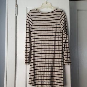 Comfy striped dress